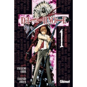 DEATH NOTE 01 (EDT) - SEMINUEVO