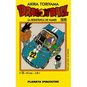 DRAGON BALL TOMO AMARILLO 22 - SEMINUEVO