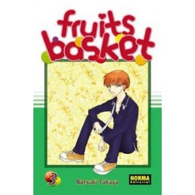 FRUITS BASKET TOMO 03 - SEMINUEVO