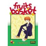 FRUITS BASKET TOMO 03 - SEMINUEVO