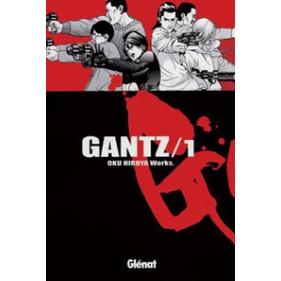 GANTZ 01 (GLE) - SEMINUEVO