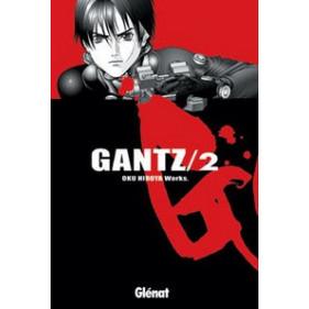 GANTZ 02 (GLE) - SEMINUEVO