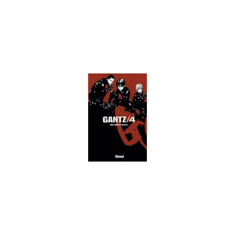 GANTZ 04 (GLE) - SEMINUEVO