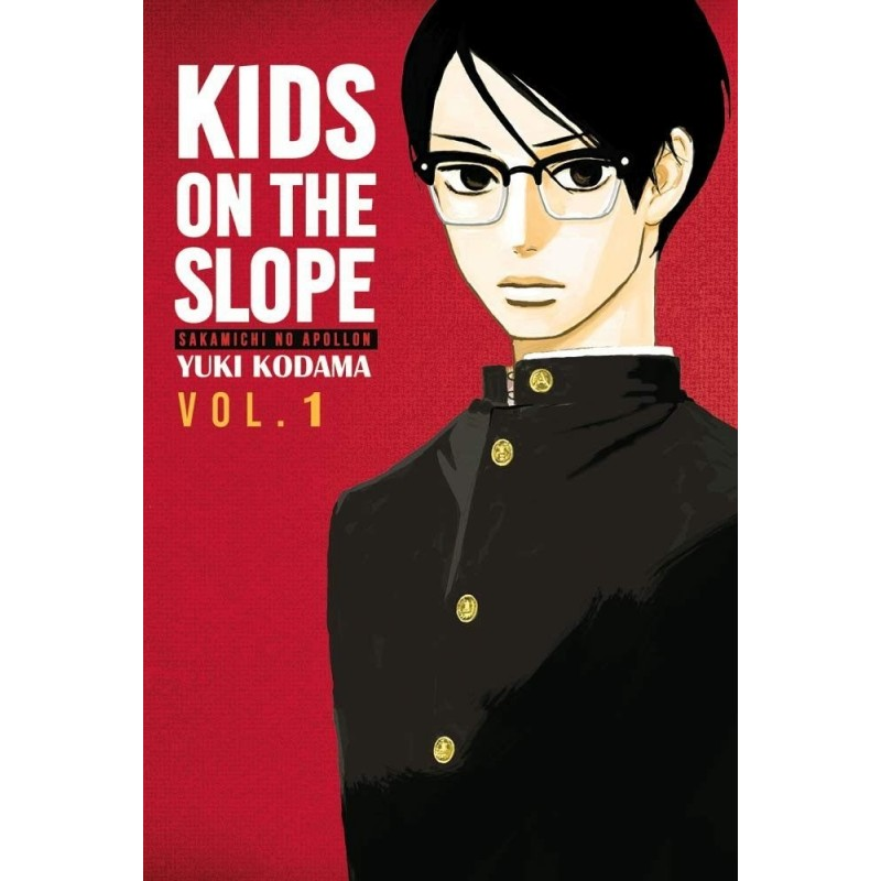 KIDS ON THE SLOPE 01 - SEMINUEVO