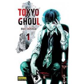 TOKYO GHOUL 01 - SEMINUEVO