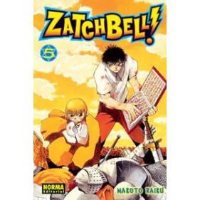 ZATCHBELL! 05 - SEMINUEVO