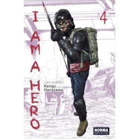 I AM A HERO 04
