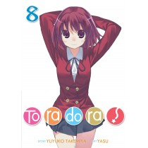 TORADORA 08 (LIGHT NOVEL) (INGLES - ENGLISH)