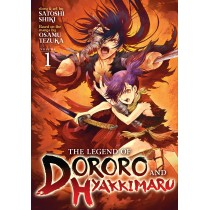 THE LEGEND OF DORORO AND HYAKKIMARU 01 (INGLES - ENGLISH)