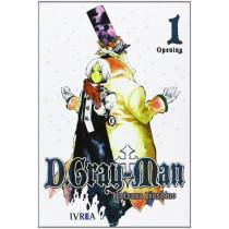 D.GRAY-MAN 01 (IVR) - SEMINUEVO