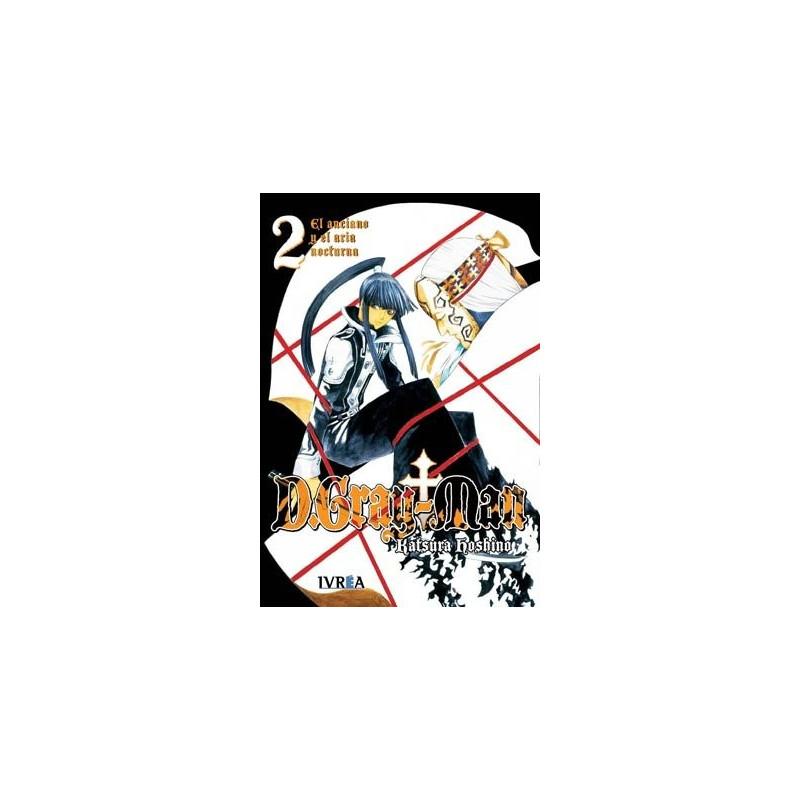 D.GRAY-MAN 02 (IVR) - SEMINUEVO