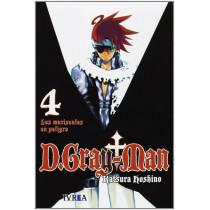 D.GRAY-MAN 04 (IVR) - SEMINUEVO