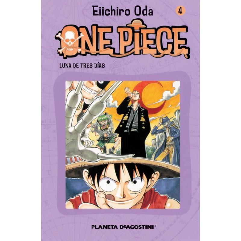 ONE PIECE 04 - SEMINUEVO