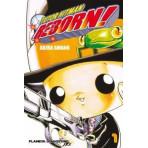 TUTOR HITMAN REBORN! 01 - SEMINUEVO