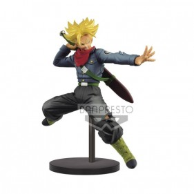 DRAGON BALL SAIYAN TRUNKS CHOSENSHIRETSUDEN 17CM