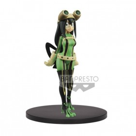 MY HERO ACADEMIA AGE OF HEROES FROPPY TSUYU 15CM