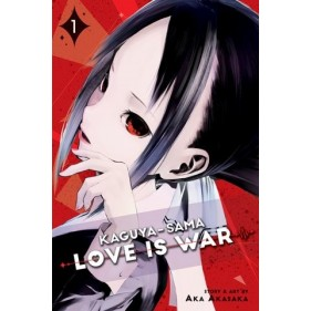 KAGUYA-SAMA: LOVE IS WAR 01 (INGLES - ENGLISH)