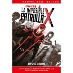 LA PATRULLA X - REVOLUCION - SEMINUEVO