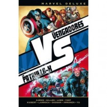 LOS VENGADORES VS. LA PATRULLA X - VS - SEMINUEVO