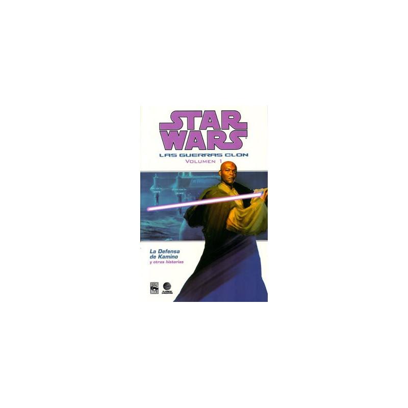 STAR WARS LAS GUERRAS CLON VOL. 1 - SEMINUEVO