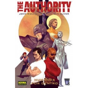 THE AUTORITHY: HUMANOS POR DENTRO - SEMINUEVO