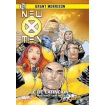 NEW X-MEN - E DE EXTINCION - SEMINUEVO