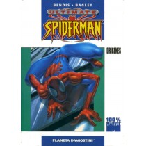 ULTIMATE SPIDERMAN: ORIGENES - SEMINUEVO