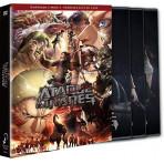 ATAQUE A LOS TITANES – TEMPORADA 3: PARTE 2 - DVD