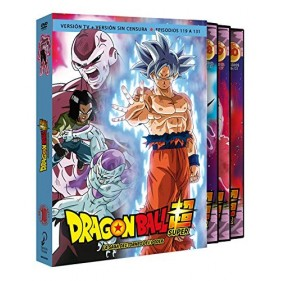 DRAGON BALL SUPER. BOX 10 DVD