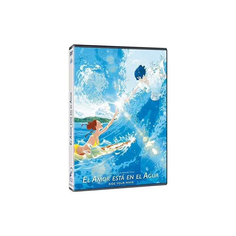 EL AMOR ESTA EN EL AGUA DVD