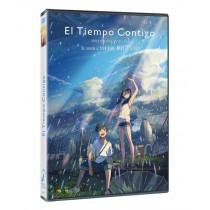 EL TIEMPO CONTIGO DVD