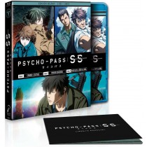 PSYCHO PASS SINNERS OF THE SYSTEM BLU-RAY