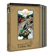 RECORD OF THE LODOSS WAR DVD
