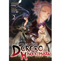 THE LEGEND OF DORORO AND HYAKKIMARU 02 (INGLES - ENGLISH)