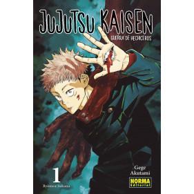 JUJUTSU KAISEN 01 (PROMO)