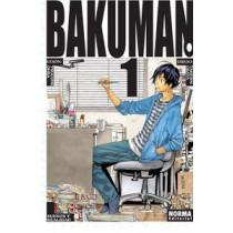 BAKUMAN 01 - SEMINUEVO