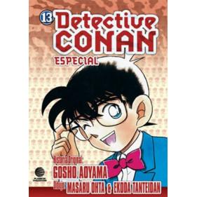DETECTIVE CONAN ESPECIAL 13 - SEMINUEVO