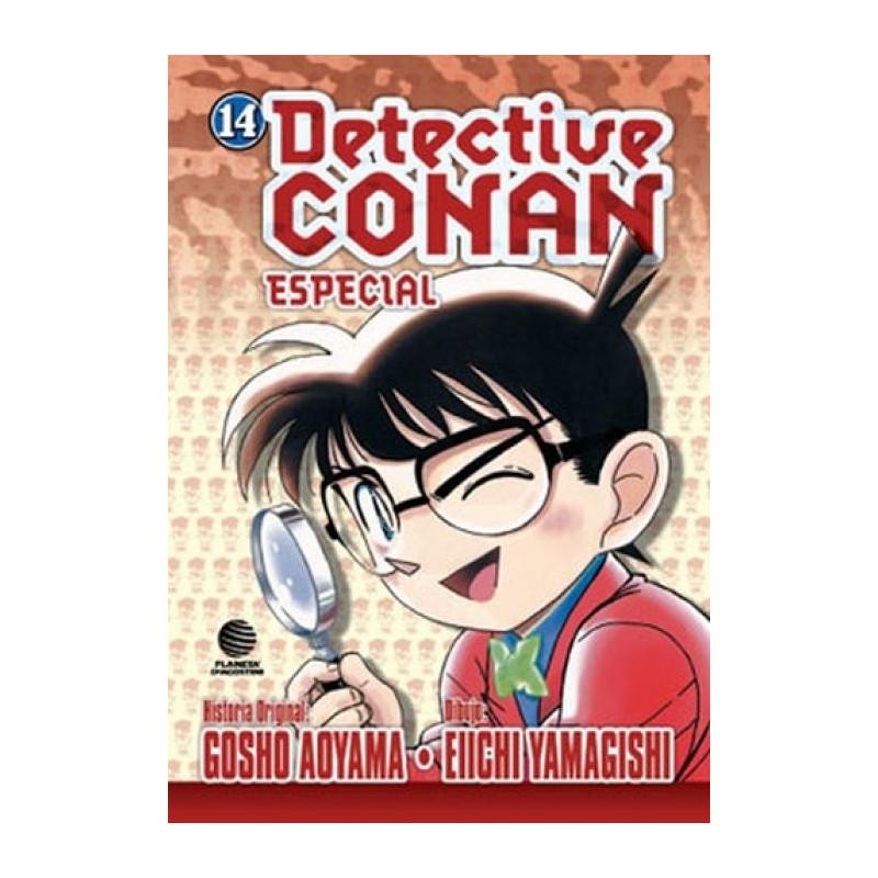 DETECTIVE CONAN ESPECIAL 14 - SEMINUEVO