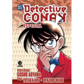 DETECTIVE CONAN ESPECIAL 15 - SEMINUEVO