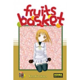 FRUITS BASKET TOMO 10 - SEMINUEVO