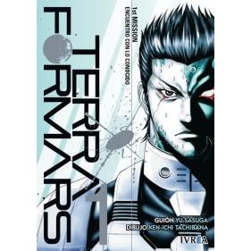 TERRA FORMARS 01 - SEMINUEVO