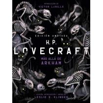 H. P. LOVECRAFT ANOTADO: MAS ALLÁ DE ARKHAM