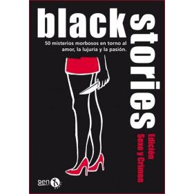 BLACK STORIES: EDICION SEXO Y CRIMEN