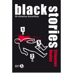 BLACK STORIES: CRIMENES REALES