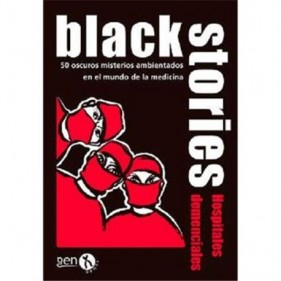 BLACK STORIES: HOSPITALES DEMENCIALES
