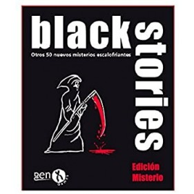 BLACK STORIES: EDICION MISTERIO