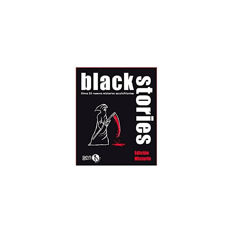 BLACK STORIES: EDICION MISTERIO