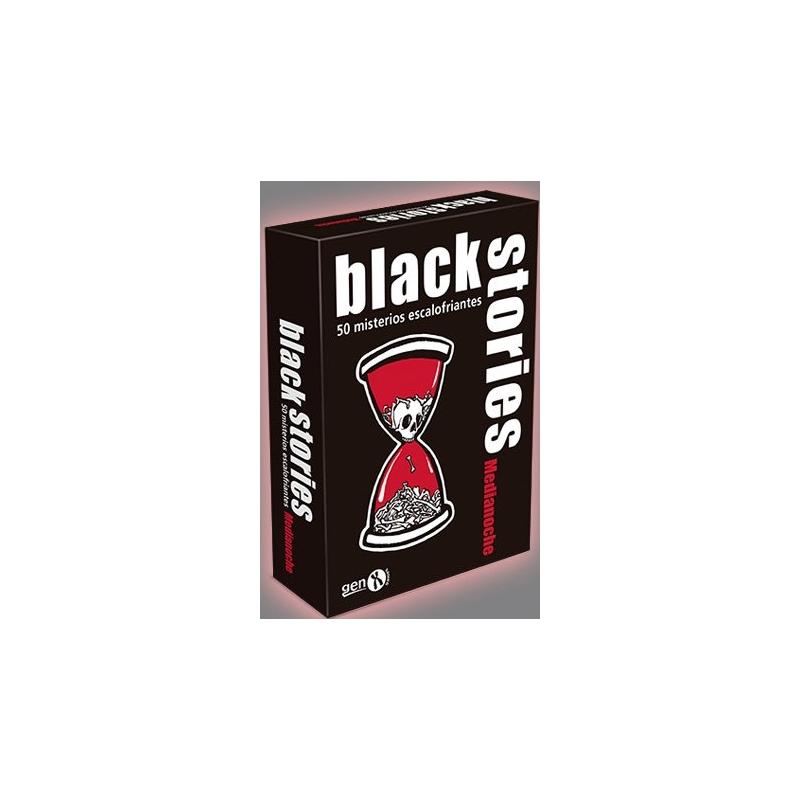 BLACK STORIES: MEDIANOCHE