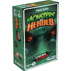 MONSTER VS HEROES: LEGENDS OF CTHULHU