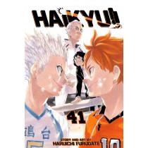 HAIKYU!! 41 (INGLES - ENGLISH)